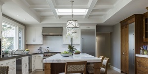 Kitchen Renovations Skylight