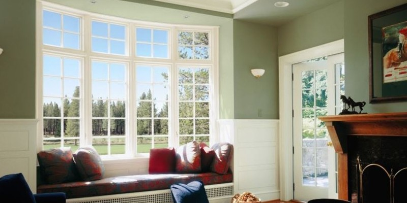 Adding Height To Your Rooms With Stylish Window Treatments