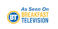 As Seen on Breakfast Television