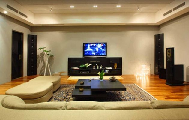 Build A Home Theatre on your Property